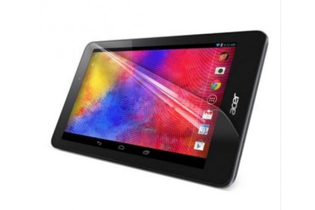 Фирменная оригинальная защитная пленка для планшета Acer One 8 B1-820/821/B1-830 глянцевая