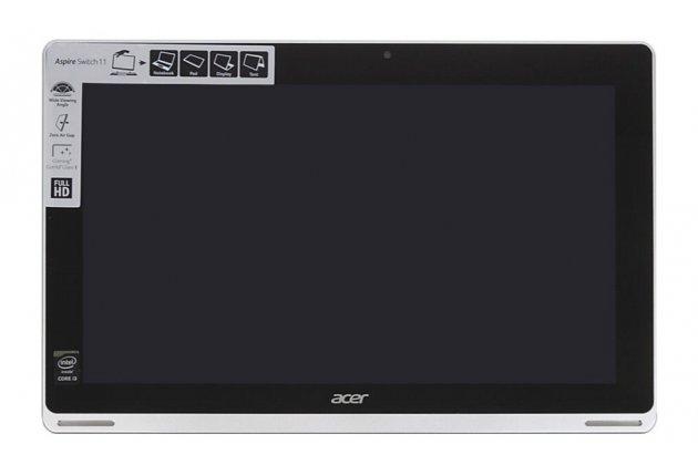"""Фирменный LCD-ЖК-сенсорный дисплей-экран-стекло с тачскрином на планшет Acer Aspire Switch 11 V SW5-171 / 173 11.6"""" черный и инструменты для вскрытия + гарантия"""