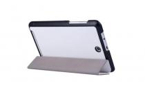 """Фирменный умный тонкий легкий чехол для Acer Iconia Tab 8W W1-810/ W1-811 """"Il Sottile"""" белый пластиковый"""