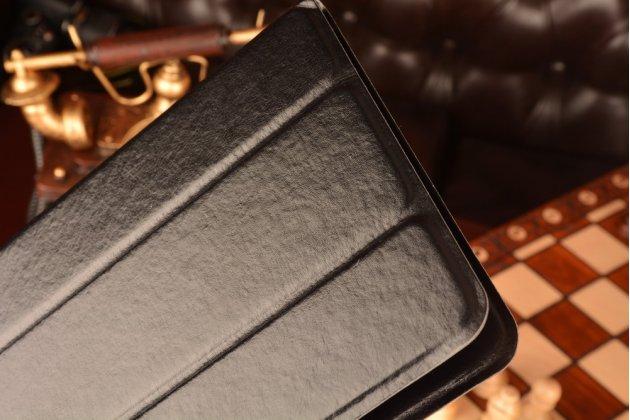 Чехол с вырезом под камеру для планшета Acer Iconia Tab W700/W701 с дизайном Smart Cover ультратонкий и лёгкий. цвет в ассортименте