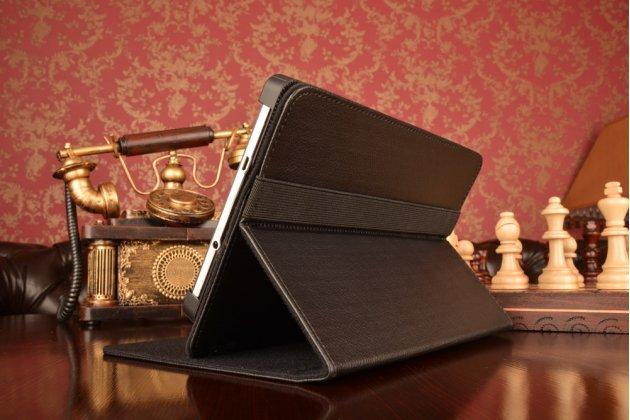 Чехол-обложка для планшета Acer Iconia Tab W3-810/W3-811 с регулируемой подставкой и креплением на уголки