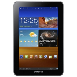 Планшет Samsung Galaxy Tab P6800 16Gb light silver
