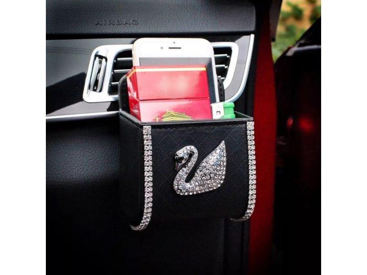 Автомобильный держатель-подставка для мобильного телефона и различных мелочей (сигареты,зажигалки и.т.д) с кре..