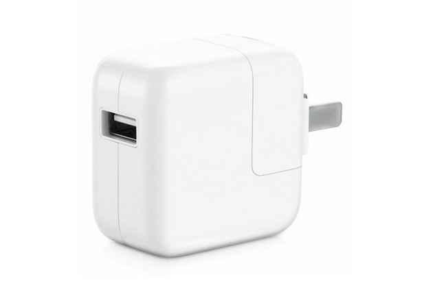 Фирменное оригинальное зарядное устройство от сети для iPad Air 2 + гарантия