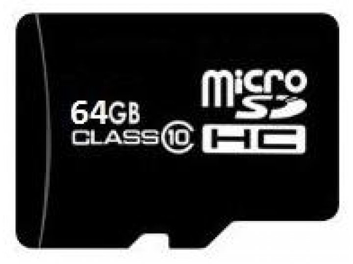 Карты флэш-памяти microSDHC Class 10 ( 64GB ) скоростная Подходит для всех устройств ..