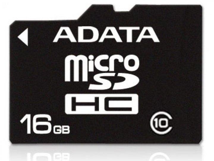 microSDHC Class 10 ( 8GB )..