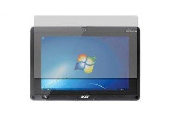 Защитная пленка для Acer Iconia Tab W500/W501 матовая..