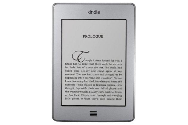 Электронная книга Amazon Kindle Touch 3G